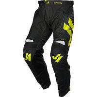 Just 1 J-Force Pants Lighthouse Grey/Fluro Yellow