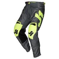 Just 1 J-Force Pant Terra Dark Grey/Fluro Yellow