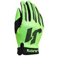 Just 1 J-Force X Gloves Fluro Green