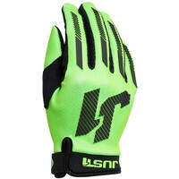 Just 1 J-Force X Youth Gloves Fluro Green