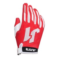 Just 1 J-Force X Youth Gloves Red
