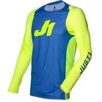 Just 1 J-Flex Jersey Aria Blue/Fluro Yellow