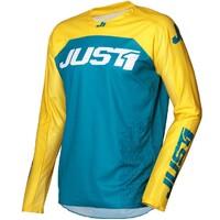 Just 1 J-Force Jersey Terra Blue/Yellow