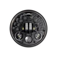 "J.W. Speaker JWS-0551721 Adaptive LED 5-3/4"" Headlight Insert Black"