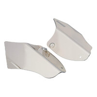Kuryakyn K1186 Saddle Shields Reflective Smoke Softail00Up (Pair)(See Listing)