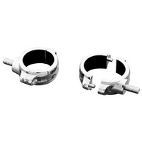 Kuryakyn K2286 2 Peice Style Fork Clamps all 41mm Fork Tubes