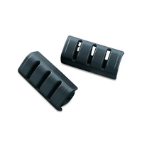 Kuryakyn K4338 Trident Style Replacement Rubbers for Large ISO-Peg - CC2E