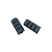 Kuryakyn K4345 Trident Style Replacement Rubbers for Small ISO-Peg - CC2E
