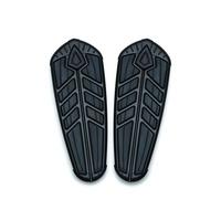 Kuryakyn K5651 Spear Driver Floorboard Inserts Black