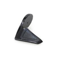 Kuryakyn K6355 Kinetic Throttle Boss Gloss Black (Each)