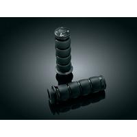 Kuryakyn K6409 ISO Grips Gloss Black for H-D Street XG500/750