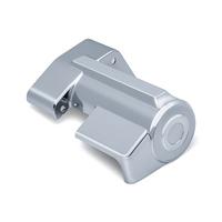 Kuryakyn K6416 Precision Starter Cover Chrome for Milwaukee-Eight FLH'17up