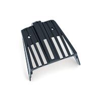 Kuryakyn K6428 Regulator Cover Black for M8 FLH'up Blk