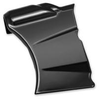 Kuryakyn K6461 Precision Oil Line Cover Gloss Black for Softail 18up