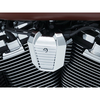 Kuryakyn K6466 Coil Cover Chrome for Softail 18'up