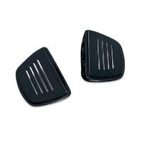 Kuryakyn K7579 Premium Mini Boards without Adapters Gloss Black