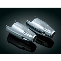 Kuryakyn K7607 Sixgun Exhaust Tips for FL - CC2E