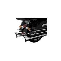 Kuryakyn K7609 Fishtail Exhaust Tips for FL - CC2E