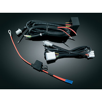 Kuryakyn K7672 Plug & Play Trailer Wiring & Relay Harness
