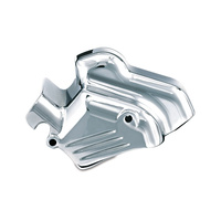 Kuryakyn K7846 Starter Cover Chrome FLH Models 99-06 (Each)