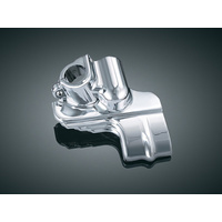 Kuryakyn K7897 Lower Front Frame Cover 91-08 Touring Models without Fairing Lowers Or Oil Coolers - CC2E
