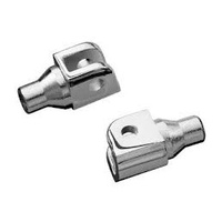 Kuryakyn K7939 Tapered Peg Adapters for Can-Am, Honda & Suzuki (Pair)