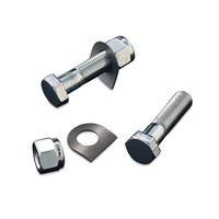 Kuryakyn K7943 Footpeg Mounting Hardware Chrome
