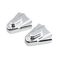 Kuryakyn K8200 Phantom Covers Chrome Softail 86-07 (Exc Fatboy)(Pair)