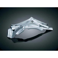 Kuryakyn K8392 Cylinder Base Cover Chrome FLH'07up & FXD'06up
