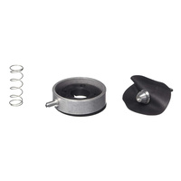 Kuryakyn K8580 Vacuum Pod Rebuild Kit for Hypercharger