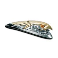 Kuryakyn K9026 Eagle Fender Ornament Chrome