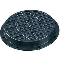 Kuryakyn K9319 Replacement Cage & Foam Filter Assembly for Pro-R Hypercharger Multi-Fit