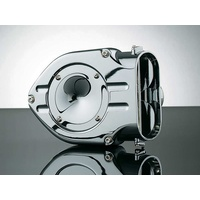 Kuryakyn K9420 Pro-R Series Hypercharger Air Cleaner Kit for Yamaha Road Star 99up w/1600/1700cc - CC2E