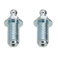 Kuryakyn K9927 Breather Bolts for Big Twin 93-99/Sportster 91up