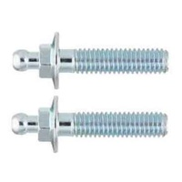 """Kuryakyn K9976 Air Filter Breather Bolts 1-3/4"""" for Twin Cam 99up (Pair)"""