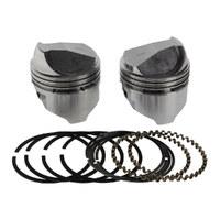 """Keith Black Pistons KB292.050 Pistons XL'72-85 1000 +.050"""" 8.2:1 Dome piston - Iron Head Sporty"""