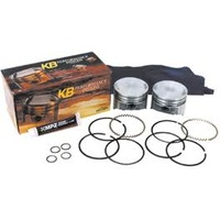 Keith Black Pistons KB410.STD Pistons 883 1200 XL 86-08 STD 9.1:1 Flat Top - Evo Motor