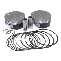 "Keith Black Pistons KB542LCA.STD Pistons for M8 114/117ci>120ci STD 11:1 ""Flat Top"""