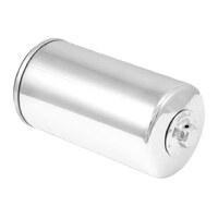 K&N KN-173C Oil Filter Chrome for Dyna 91-98