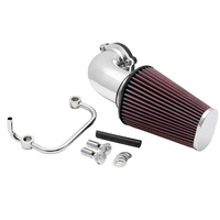 K&N 63-1126P Air Charger Intake Kit XL'07up Fwd Facing Polished