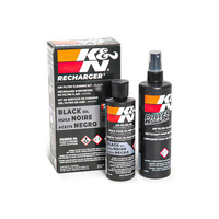 K&N Filters KN-99-5050BK Recharge Service Kit for K&N Black Pump Pack