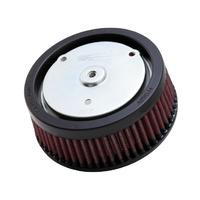 K&N HD-0818 High Flow Air Filter Element Screamin' Eagle FLH 08-13 Running S/E Air Filter