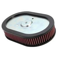 K&N KN-HD-0910 High Flow Air Filter Element SE Ventilator Kit CVO Models & HD Upgrade
