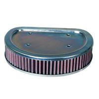 K&N HD-8899 High Flow Air Filter Element Twin Cam 99-01 w/EFI Magneti Marelli