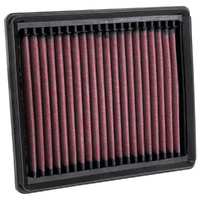 K&N KN-PL-1219 Air Filter Element for Indian FTR1200 19-Up