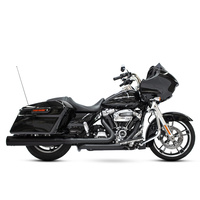 Khrome Werks KW202860 Mufflers Black 2:1 Torque Booster Conversion Kit Touring 17-Up