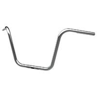 "Khrome Werks KW300211 Bobber Style 12"" x 1"" Ape Hanger w/ETC Grip Extension"