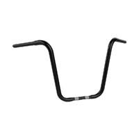 """Khrome Werks KW300833 Fat Ape Hanger 16"""" x 1"""" Handlebar Black w/ETC for FLHR/FLTR 08-13"""