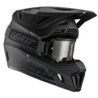 Leatt 2021 Moto 7.5 Helmet & Goggle Kit V21.1 Black