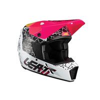 Leatt 2021 Moto 3.5 Helmet V21.2 Skull